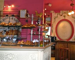 Le Boulanger des Invalides Jocteur & Hot Chocolate