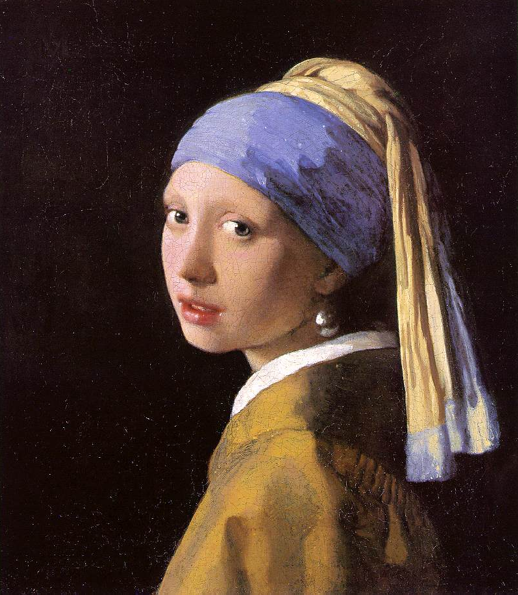 VerMeer's Greatest Hit: Girl with the Pearl Earring