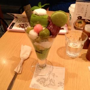Green Dessert