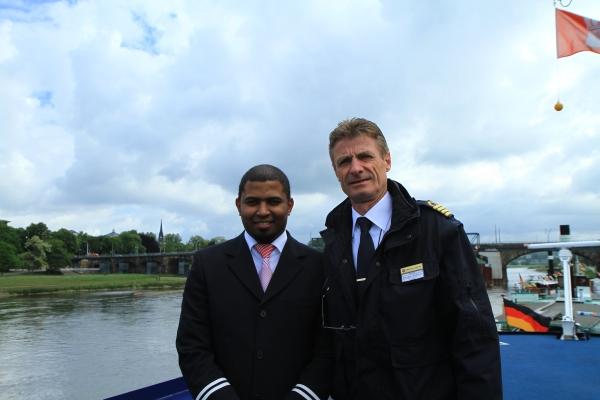 Mi Lindo Mateo & mein Kapitän